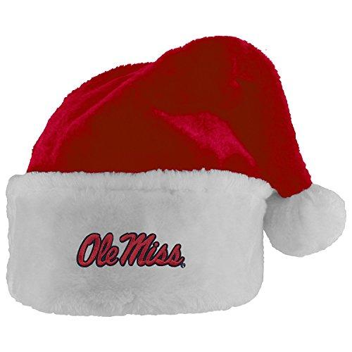 Ole Miss Rebels Santa (University of Mississippi Santa Hat)