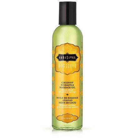Kama Sutra aceite de masaje Natural - piña Coco 8 onzas