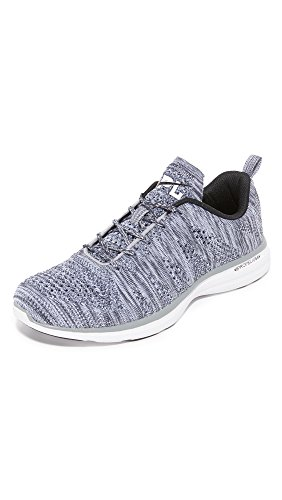 Men's Labs Running APL Pro Techloom Athletic Sneakers Grey Heather Propulsion wtxHqU46