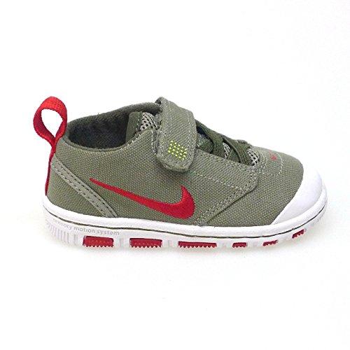 color rápido estilo actualizado comprar Zapatos Primeros Pasos Lonas Nike Sensory Kaki: Amazon.es ...