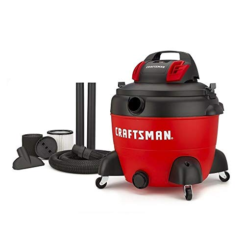 Craftsman 16-Gallon 5-HP Wet Dry Shop Vacuum Blower