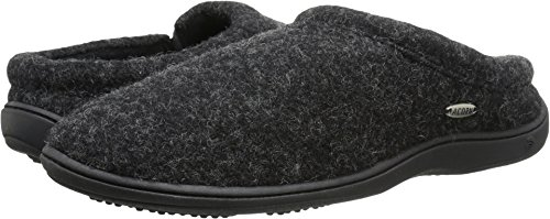 (Acorn Men's Digby Gore, Black Tweed, X-Large / 12-13)