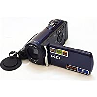KINGEAR PL014 16MP Digital Camera DV Video Recorder Mini DV Camcorder with 3.0 Display 16x Digital Zoom