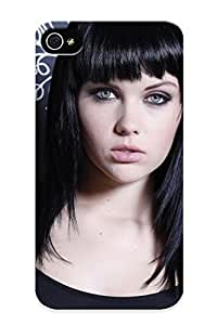 Iphone 4/4s Cover Case Design - Eco-friendly Packaging(mellisa Clarke)