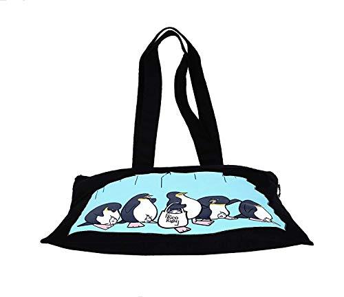 EcoRight Canvas Zipper Tote Bag for Women
