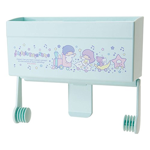 Sanrio Little Twin Stars magnet with kitchen paper holder From Japan New by SANRIO