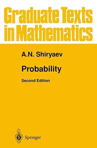 Probability (Graduate Texts in Mathematics)