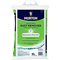 Morton Rust Remover Water Softening Pellets (40 lbs.) (pack of 2)
