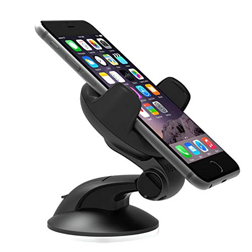 Price comparison product image SnowAir Portable Universal 360 Degree Rotating Dashboard Cell Phone Windshield Mount Holder Car Cradle Mount Adjustable Car Holder-Auto Parts Products