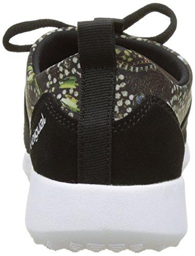 Desigual Negro y speed Shoes Zapatillas Mujer Negro Running de 2000 ppTPqwrxO