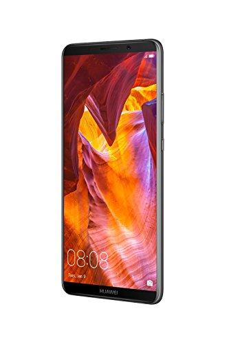 "41dAX Ax eL - Huawei Mate 10 Pro Unlocked Phone, 6"" 6GB/128GB, AI Processor, Dual Leica Camera, Water Resistant IP67, GSM Only - Titanium Gray (US Warranty)"