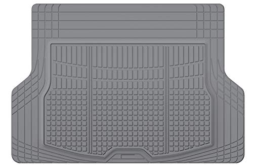 Motor Trend Premium FlexTough All-Protection Cargo Mat Liner – w/Traction Grips & Fresh Design ()