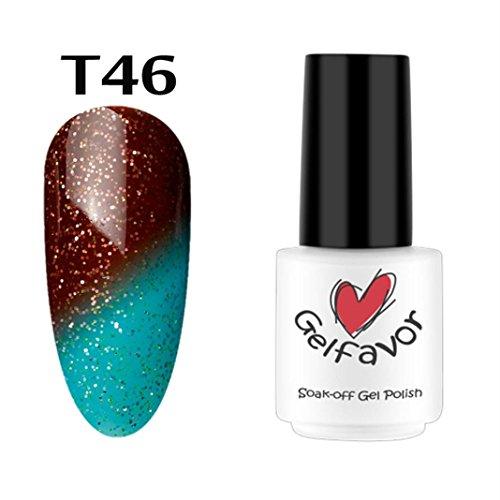 7ML Color Changing Gel Nail Polish Nail Art Nail Gel Polish UV LED Gel Polish
