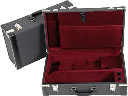 (J. Winter JW 771 Deluxe Wood Short Cornet Case)