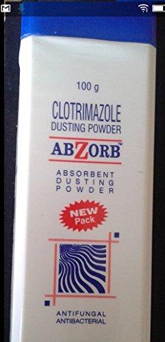 Antifungal Antibacterial Dusting Powder Abzorb Powder Clotrimazole Free Ship Wordwide