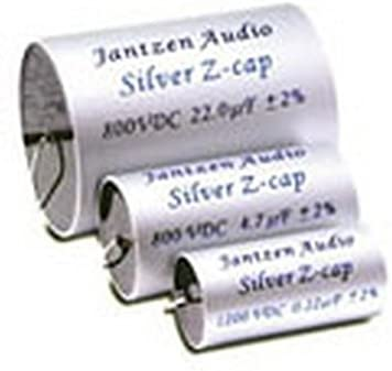0,22/µF-1200 V Z-Silver Cap Jantzen Audio-Axial 2 /%