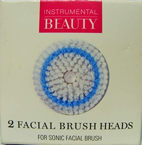 Instrumental Pack - Instrumental Beauty Sonic Facial Brush Refills, 2 Count