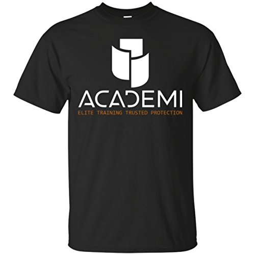 PoliceTee Academi Elite Training Trusted Protection Blackwater Gift Men's T-Shirt