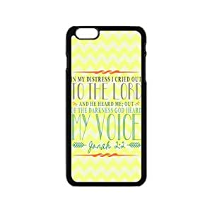 """Bible Verse Cell Phone Case Cover Protector for Apple iPhone 6 4.7"""" (2)"""