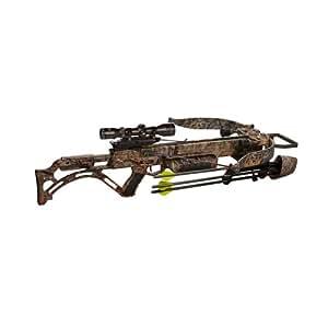 Excalibur Matrix Bulldog 400 Crossbow Package with upgraded TWILIGHT DLX Scope