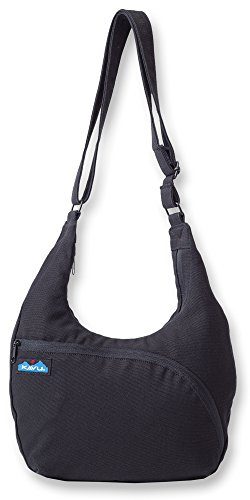 Kavu Sydney Satchel Black OS and HDO Headband Bundle
