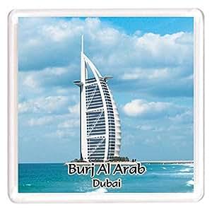 Ajooba Dubai Souvenir Magnet Burj Al Arab 0061