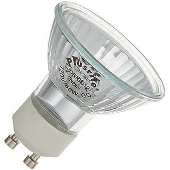 Plusrite 3463 50W GU10 MR16 Halogen Light Bulb  sc 1 st  Amazon.com & Tesler 50 Watt GU10 MR16 Halogen Light Bulb - - Amazon.com azcodes.com
