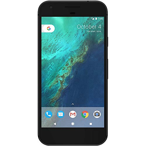 Pixel Resolution Camera - Google Pixel XL 128GB Unlocked GSM Phone w/ 12.3MP Camera - Quite Black