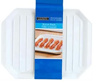 Amazon Com Cooking Concepts Microwavable Bacon Rack