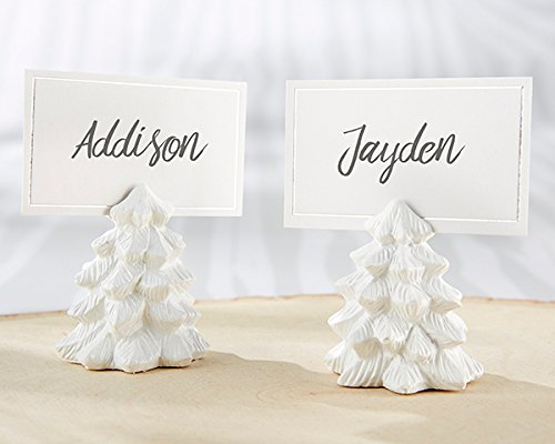 54 White Pine Tree Place Card Holders by Kate Aspen