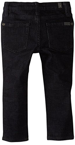 For All 7 Mankind Slimmy Pants Baby-boys Size 18 Months Black