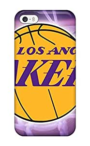 Iphone 5c KpBrkXW1274XgBwd Basketball Nba Lakers Tpu Silicone Gel Case Cover. Fits Iphone 5c