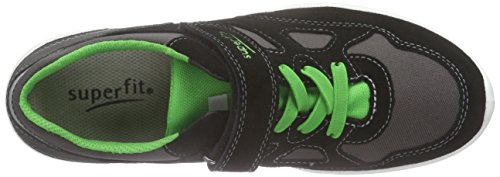 Superfit Strider - Zapatilla Baja Niños negro - negro (negro KOMBI 02)