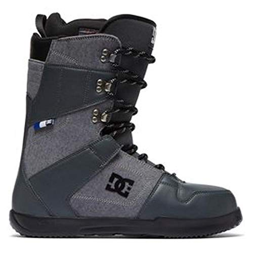 DC Phase Snowboard Boots Grey Mens Sz 11.5
