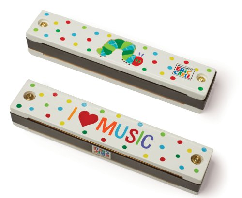 The Very Hungry Caterpillar Harmonica