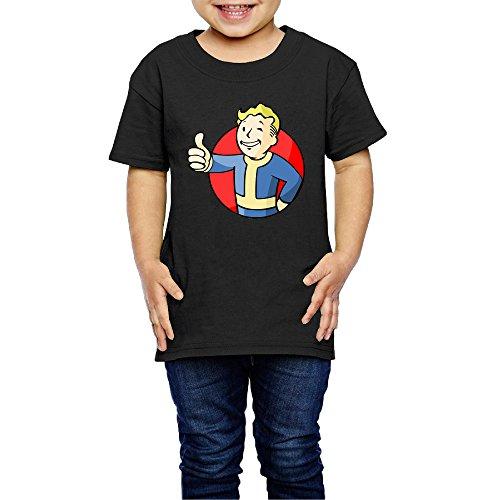 [KIDDOS Little Boy's Vault Boy T-shirt 3 Toddler] (Shaun The Sheep Costume Ideas)