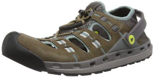 Salewa MS HEELHOOK 00-0000063319 - Zapatillas de montaña de cuero para hombre, color marrón, talla 39 Marrón (Braun (Walnut/Kitten 772))
