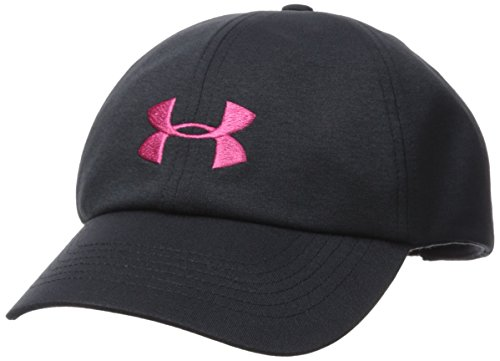 Under Armour Women's Renegade Cap, Black (002)/Tropic Pink, One Size by Under Armour