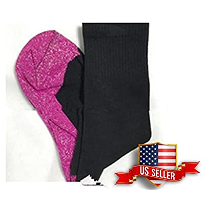 35 Below Thermal Winter Socks - 1 Pair, Aluminized Fibers, Comfortable, Multiple Colors