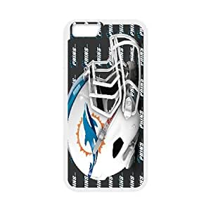 iphone6 4.7 inch Phone Case White Miami Dolphins JHL293317