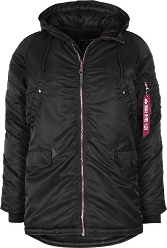 N3 Jacket Alpha Industries b Black Pm 6TfqA