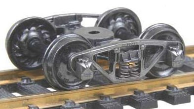 """HO Self-Centering Vulcan Truck, 33"""" Ribbed (1pr) for sale  Delivered anywhere in USA"""