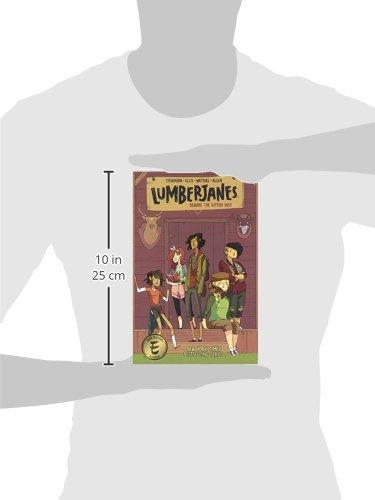Beware The Kitten Holy (Turtleback School & Library Binding Edition) (Lumberjanes) by Turtleback Books (Image #1)