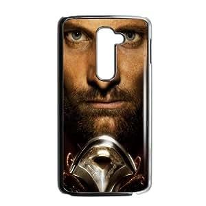 LG G2 Cell Phone Case Black Viggo Mortensen as Aragorn LSO7793098