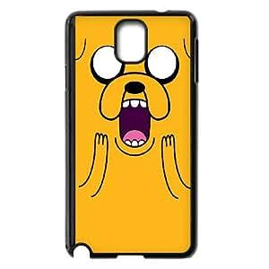 Jake-The-Dog Samsung Galaxy Note 3 Cell Phone Case Black MSU7155386