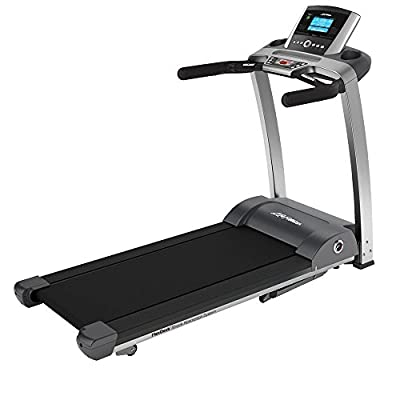 Life Fitness Folding Treadmill - F3 with Go Console