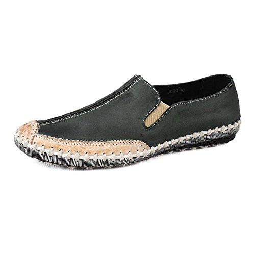 Recreación de verano de zapatos Inglaterra hombres/Destellos de retro zapatilla transpirable A