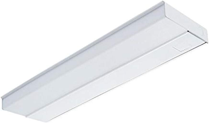 Lithonia Lighting UC 21E 120 M6 Fluorescent Undercabinet, White