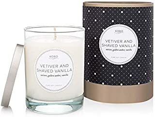 product image for Kobo Vetiver and Shaved Vanilla Candle