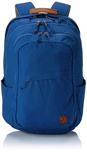 "Fjallraven - Raven 28 Backpack, Fits 15"" Laptops, Deep Blue"